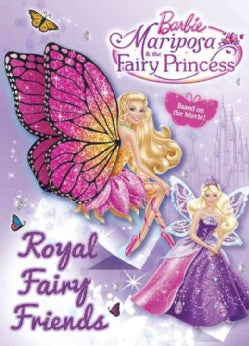 Royal Fairy Friends (Paperback)