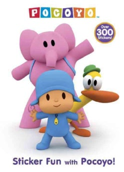 Sticker Fun with Pocoyo! (Paperback)