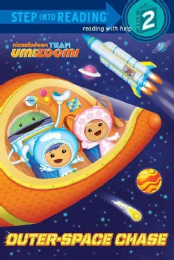 Outer-Space Chase (Paperback)