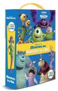 Monsters in a Box Friendship Box (Novelty book)