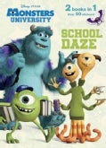 School Daze/Monster Party! Jumbo Coloring Book (Paperback)