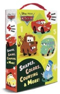 Shapes, Colors, Counting & More! Friendship Box (Board book)