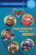Five Tales from the Road Step into Reading Book (Paperback)