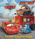 Team Lightning Nifty Lift-and-Look (Board book)
