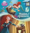 Hidden Treasures (Board book)