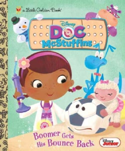 Boomer Gets His Bounce Back (Hardcover)