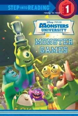 Monster Games (Hardcover)