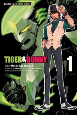 Tiger & Bunny 1 (Paperback)