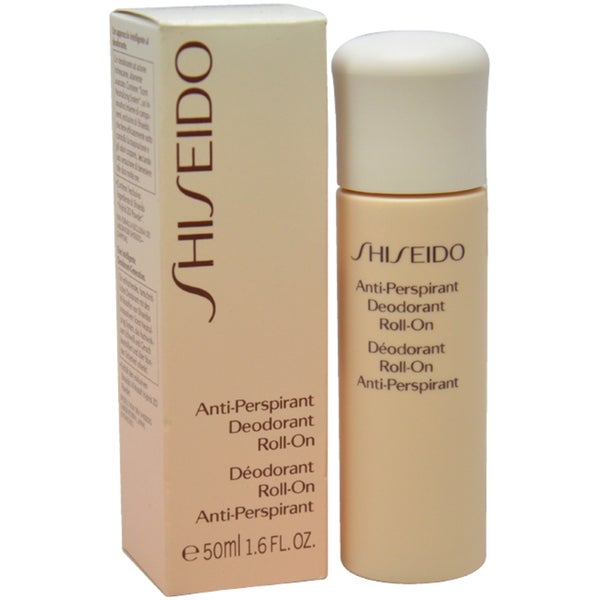 Shiseido 1.6-ounce Anti-Perspirant Deodorant Roll-On