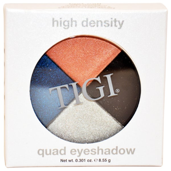 TIGI Last Call High Density Quad Eyeshadow