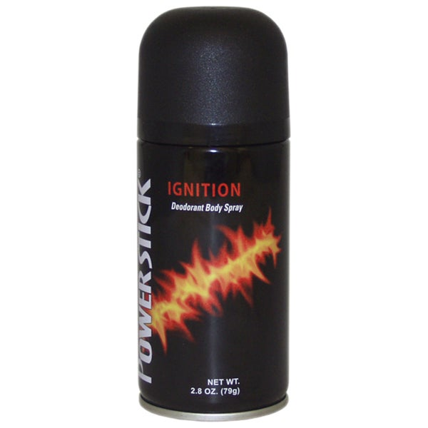 Power Stick Ignition Deodorant 2.8-ounce Body Spray