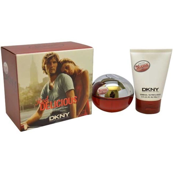 Red Delicious by Donna Karan for Men 2-piece Gift Set