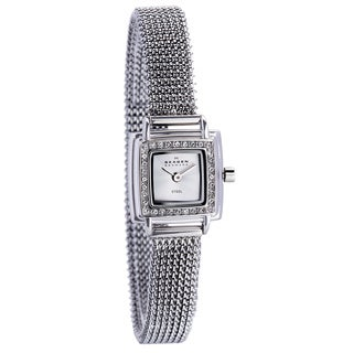 Skagen Women's 821XSSS1 Stainless-Steel Crystal Designer Watch