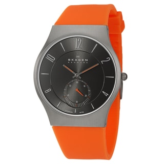 Skagen Men's Titanium Quartz Watch