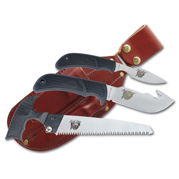 OutdoorEdge Kodi-Pak with Leather Sheath