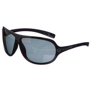 Bolle Men's 'Belmont' Coal Black Sport Sunglasses