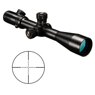 Bushnell Elite Tactical 4.5-30x50mm Mil-Dot Reticle Tactical Rifle Scope