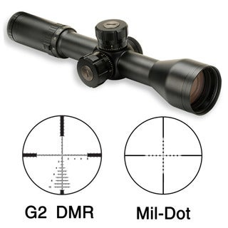 Bushnell Elite Tactical 3.5-21x50mm Matte Black Tactical Rifle Scope