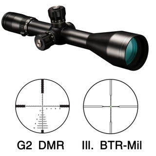 Bushnell Elite Tactical 6-24x50mm Matte Black Tactical Rifle Scope