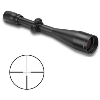 Bushnell Trophy XLT 3-12x56mm Illuminated 4A Reticle Rifle Scope