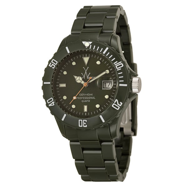 ToyWatch Women's Diver 'Plasteramic' Quartz Watch
