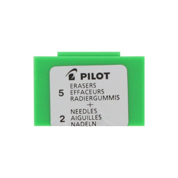 Pilot Mechanical Pencil Eraser Refills (Pack of 10)