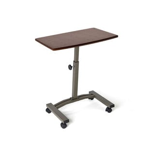 Seville Adjustable Height Mobile Laptop Cart Desk