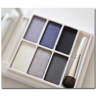 MAC SnowGlobe Holiday Collection Cool Eye Shadow Palette (Six Colors)