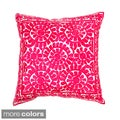 Moroccan Embroidered Prestige Pillow (Morocco)