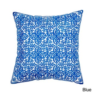 Moroccan Moorish Embroidered Pillow (Morocco)