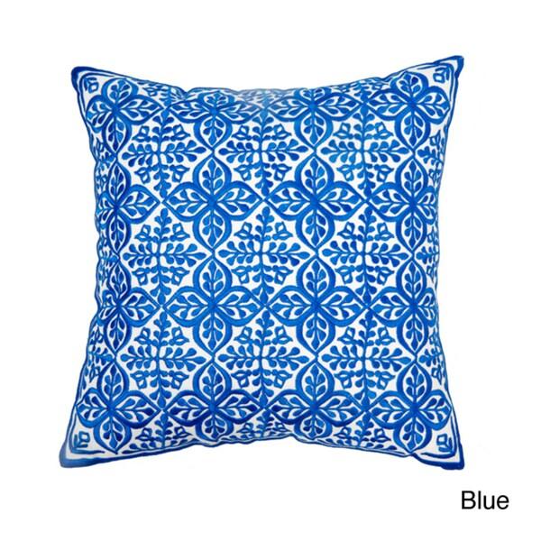 Moroccan Moorish Embroidered Pillow (Morocco)