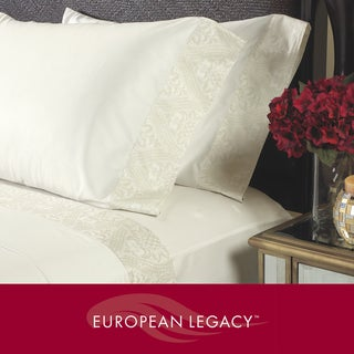 European Legacy Regal Elegance 400 Thread Count Sheet Set