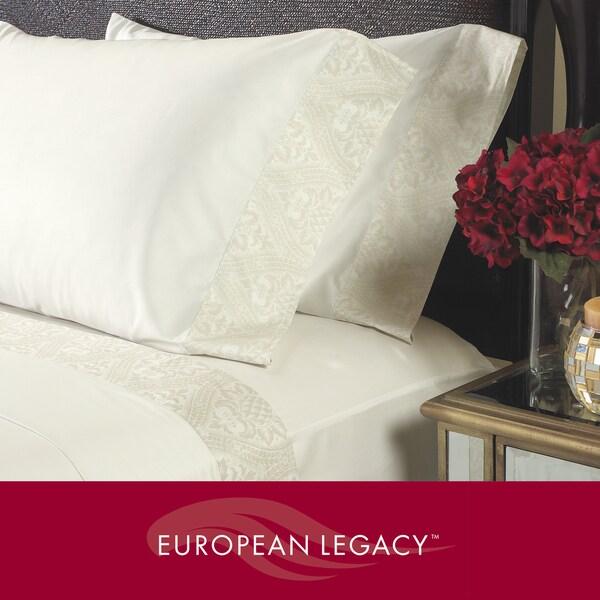 European Legacy Regal Elegance 400 Thread Count Sheet Set