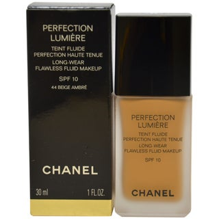 Chanel Perfection Lumiere Beige Ambre Flawless Fluid Makeup