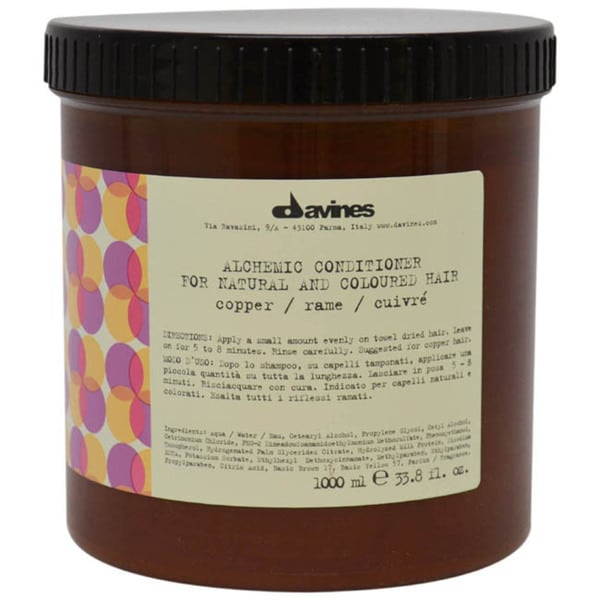 Davines Alchemic Copper 33.8-ounce Conditioner