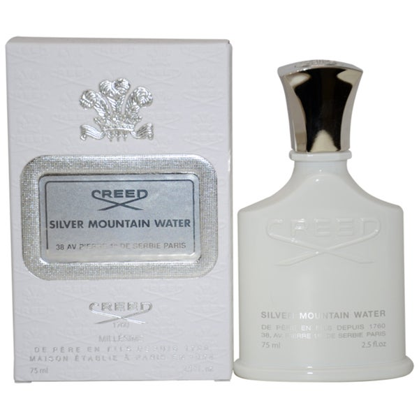 Creed Silver Mountain Water 2.5-ounce Millesime Spray