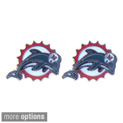 NFL Post Stud Logo Earring Charms Set