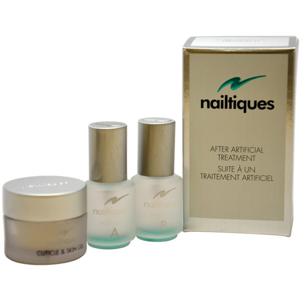 Nailtiques After Artificial Treatment 3-piece Kit
