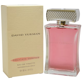 David Yurman 'Delicate Essence' Women's 3.4-ounce Eau de Toilette Spray