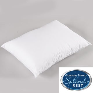 Splendorest Perfect Choice Gold Standard Size Pillows (Pack of 12)