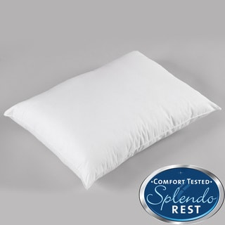 Splendorest Platinum Plus Standard Size Pillows (Pack of 12)