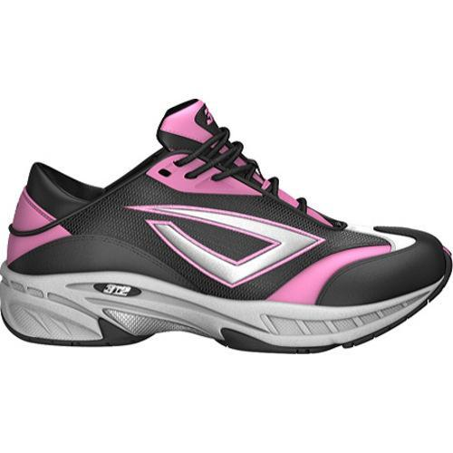Women's 3N2 Accelerate Trainer Black/Pink