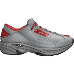 Men's 3N2 Bouncestep Trainer Grey/Red