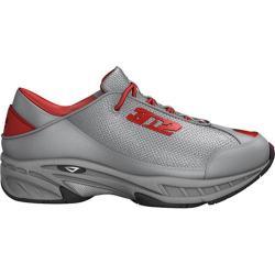 Men's 3N2 Bouncestep Trainer Grey/Red