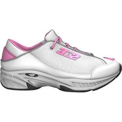 Men's 3N2 Bouncestep Trainer White/Pink