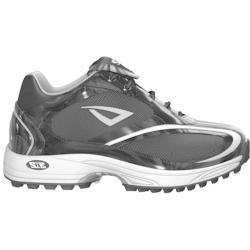 Men's 3N2 Momentum Trainer Low Black/White Patent
