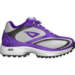 Men's 3N2 Momentum Trainer Low Purple/Black/Silver