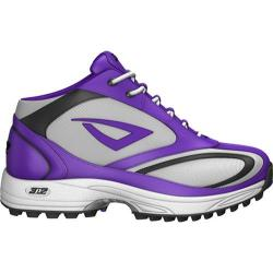 Men's 3N2 Momentum Trainer Mid Purple/Black/Silver