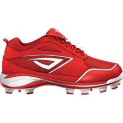 Men's 3N2 Rally PM TPU Red/White