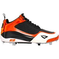 Men's 3N2 Viper Metal Black/Orange/silver